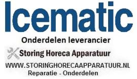 ICEMATIC - HORECA EN GROOTKEUKEN IJSMACHINE APPARATUUR REPARATIE ONDERDELEN