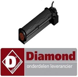 10440701050 - Dwarsstroomventilator voor Pizza koelwerkbanK DIAMOND TP23