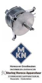 626601485 - Ventilatormotor 240V fasen 3 60Hz 0,68kW voor MKN