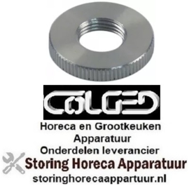 139512560 - Kartelmoer roestvrijstaal ø 25mm voor vaatwasser COLGED