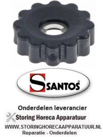 107650284 - Koppeling voor motor ø 40,5mm H 12mm tanden 12 SANTOS