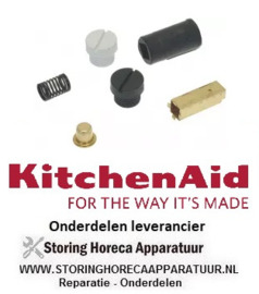 6825032203 - Borstel BRUSH HOLDER SET KITCHENAID
