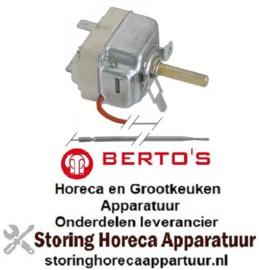 343375341 - Thermostaat instelbereik 60-150°C 1-polig voor BERTOS