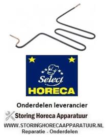 387701582 - Verwarming flessenkoeler HORECA SELECT GBC1001