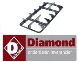 20330500010 - MIDDENSTE ROOSTER VOOR DIAMOND C5FV6-N
