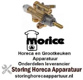 478101086 - Gaskraan type 22S/O gasingang M20x1,5 (pijp ø 12mm) MORICE