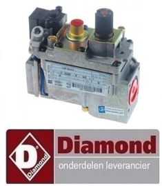 956002903 - Gasventiel DIAMOND KOOKKETEL G22/M1008-N