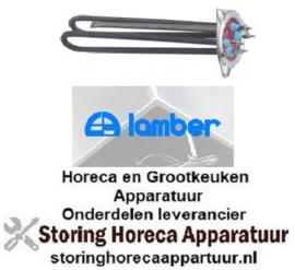 564416229 - Verwarmingselement vaatwasser 2400 Watt - 230 Volt LAMBER