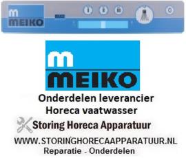 984402958 - Bedieningsfolie vaatwasser FV130.2/250.2 DV270.2 passend voor MEIKO knoppen 5