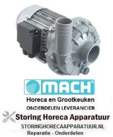 225500330 - Waspomp  voor vaatwasser MACH