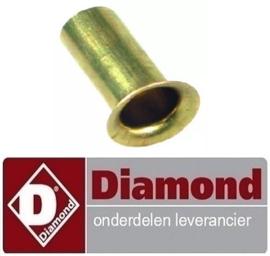 244RTCU700584  - Mengpijp zuurstof bakplaat DIAMOND E77/PL4T-N