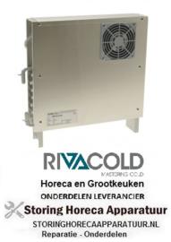 710LF3123160 - VERDAMPER VENTILATED RIVACOLD RM70/349C