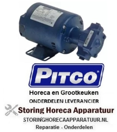 935501475 - Oliepomp type M4C14DH4G 246W 240V PITCO