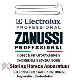 354415078 - Verwarmingselement 1500W 240V L 540mm B 150mm H 28mm Electrolux, Whirlpool, Zanussi