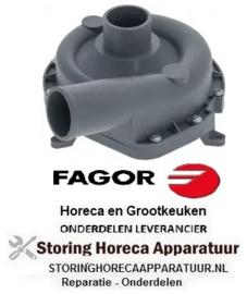 195521000 - Waspompdeksel ingang ø 38mm uitgang ø 38mm FAGOR