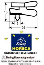 524RN600.29  - Vrieskast deurrubber HORECA SELECT GFR2600