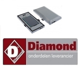 "9530CA070 - ELECTRONISCHE PRINTPLAAT DISPLAY - ""TOUCH""  DIAMOND model SDE/6-CL"