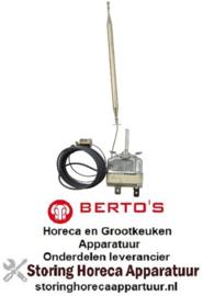 VE103376096 - Thermostaat instelbereik 101-192°C 1-polig voor BERTOS