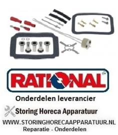 689699811 - Service kit voor lampaansluiting RATIONAL