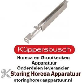 237105610 - Staafbrander voor Bain-Marie Kuppersbusch