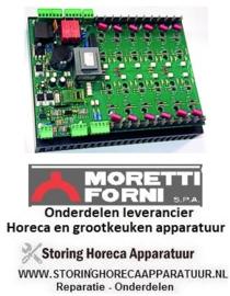 00774300290 - Printplaat pizza oven MORRETI T75E