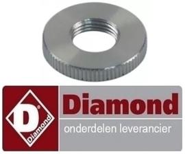 145512560 - Kartelmoer roestvrijstaal voor wasarm boven vaatwasser DIAMOND 015/25D