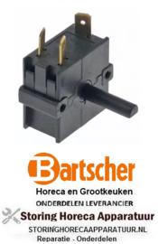 982347367 - Draaischakelaar type A040080 250V 16A  BARTSCHER