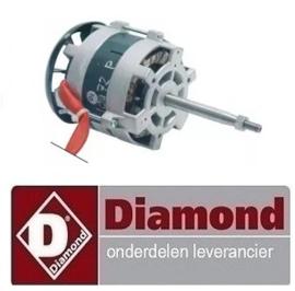 228RTFOC00011 - Ventilatormotor oven DIAMOND PFE 5D