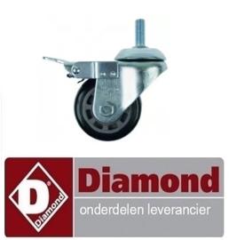 ST3A96ZG00003 - WIEL MET REM M12 TF-TR 33-42-53 DIAMOND NT10/G-(230/1)