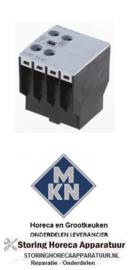 627381113 - Hulpcontact contact 2NO AC15 4A voor MKN