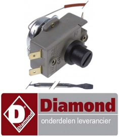 45601200400 - Maximaalthermostaat uitschakeltemp. 335°C voor oven DIAMOND C5FV6-N
