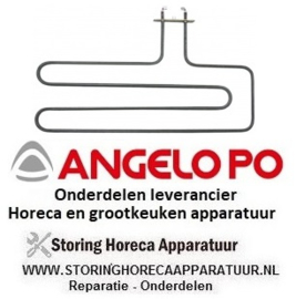 214415673 - Verwarmingselement 2600W - 415V ANGELO-PO