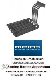 0699000481 - Verwarmingselement 13000W 230/400V VC 3 L 385mm B 200mm  METOS