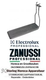 474415377 - Verwarmingselement 5500W 230V VC 1 L 320mm B 86mm H 248mm rechthoekige flens ZANUSSI