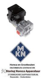 """552102379 - Magneetventiel 230VAC GAS 1/2"""" L 76mm voor MKN"""