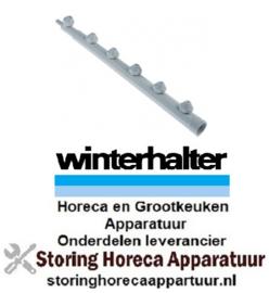 290502099 - Wasarm L 550mm 6 sproeiers voor vaatwasser Winterhalter