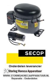 115605259 - Compressor koelmiddel R290 type TL5CN 220-240V 50Hz LBP/MBP 7,5kg 1/5HP cilinderinhoud 5,08cm³