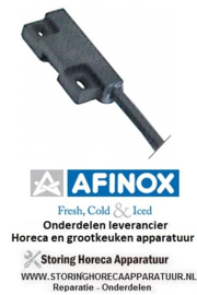 60074742200 - Magneetschakelaar L 37mm B 16mm 1NO 250V 0,2A P max. 50W AFINOX