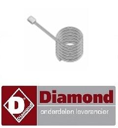 87941201012 - VOELER NG6 - 1.5 METER, DIAMOND ID70/HE