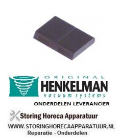 592691992 - Rotorschuif voor vacuümpomp HENKELMAN