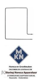 688415812- Verwarmingselement 1700W 400V voor MKN