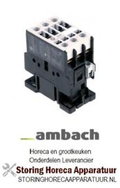 813380264 - Relais AC1 45A 230VAC (AC3/400V) 25A/11kW  AMBACH