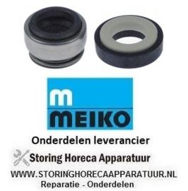 721.510693 - Glijring dichting vaatwasser pomp MEIKO FV130B