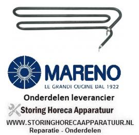 561.415973 - Verwarmingselement 2700W 240V VC 1 L 360mm B 141mm H 85mm L1 55mm aansluiting M4  MARENO