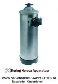 578530169 - Ontharder manueel met bypass ventiel containercapaciteit 16l harshoeveelheid 11,2l