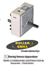 015A04006 - ENERGIEREGELAAR VOOR ROLLER-GRILL ELEKTRISCHE GRILL 140D
