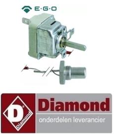 375661.070.00 - REGELTHERMOSTAAT VOOR BAIN MARIE DIAMOND 60/BM6(3)T