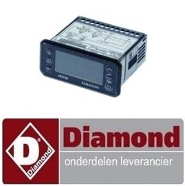 366141103004 - Elektronische regelaar DIXELL DIAMOND Pizza Line PLUS