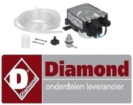 948361791 - Doseerapparaat vloeibaar vaatwasmiddel vaatwasser DIAMOND 015/25D-NP
