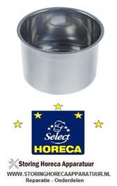 502900963 - Opvangschaal voor citruspers HORECA-SELECT GJU 1001